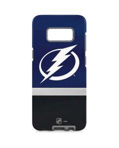Tampa Bay Lightning Alternate Jersey Galaxy S8 Pro Case