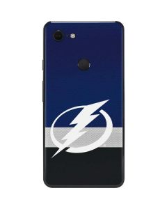 Tampa Bay Lightning Alternate Jersey Google Pixel 3 XL Skin