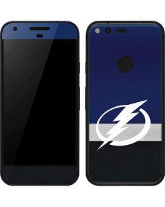 Tampa Bay Lightning Alternate Jersey Google Pixel Skin