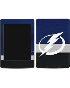 Tampa Bay Lightning Alternate Jersey Amazon Kindle Skin