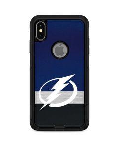 Tampa Bay Lightning Alternate Jersey Otterbox Commuter iPhone Skin