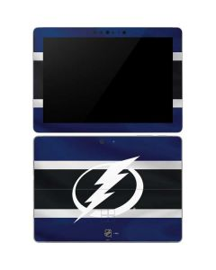 Tampa Bay Lightning Alternate Jersey Surface Go Skin