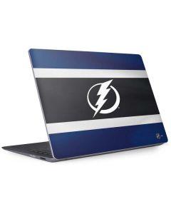 Tampa Bay Lightning Alternate Jersey Surface Laptop 2 Skin