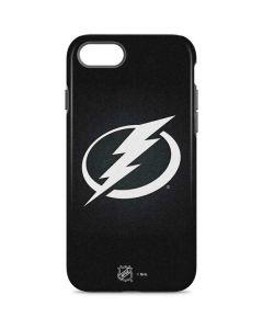 Tampa Bay Lightning Black Background iPhone 8 Pro Case