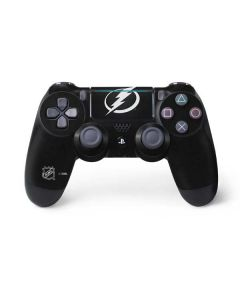 Tampa Bay Lightning Black Background PS4 Pro/Slim Controller Skin