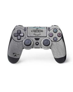 Tampa Bay Lightning Black Text PS4 Pro/Slim Controller Skin