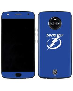 Tampa Bay Lightning Color Pop Moto X4 Skin