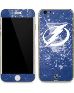 Tampa Bay Lightning Frozen iPhone 6/6s Skin