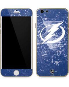 Tampa Bay Lightning Frozen iPhone 6/6s Skin