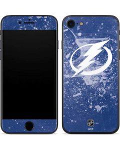 Tampa Bay Lightning Frozen iPhone 7 Skin