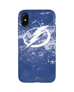 Tampa Bay Lightning Frozen iPhone XS Max Pro Case
