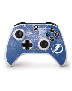 Tampa Bay Lightning Frozen Xbox One S Controller Skin