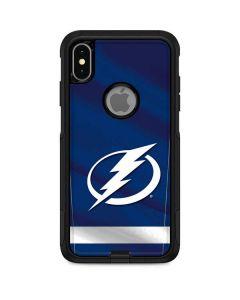 Tampa Bay Lightning Jersey Otterbox Commuter iPhone Skin