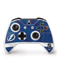 Tampa Bay Lightning Jersey Xbox One S Controller Skin