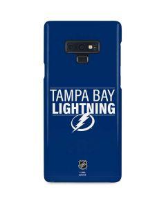 Tampa Bay Lightning Lineup Galaxy Note 9 Lite Case