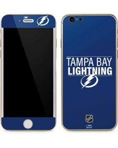 Tampa Bay Lightning Lineup iPhone 6/6s Skin