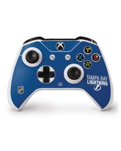 Tampa Bay Lightning Lineup Xbox One S Controller Skin