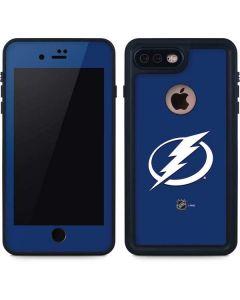 Tampa Bay Lightning Logo iPhone 8 Plus Waterproof Case