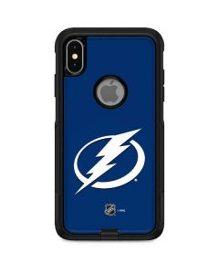 Tampa Bay Lightning Logo Otterbox Commuter iPhone Skin