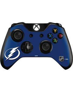 Tampa Bay Lightning Logo Xbox One Controller Skin