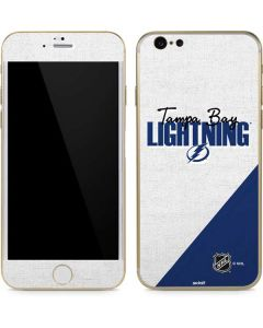 Tampa Bay Lightning Script iPhone 6/6s Skin