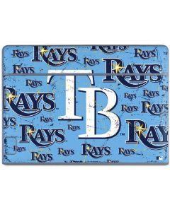 Tampa Bay Rays - Cap Logo Blast Galaxy Book Keyboard Folio 10.6in Skin