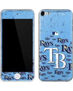 Tampa Bay Rays - Cap Logo Blast Apple iPod Skin