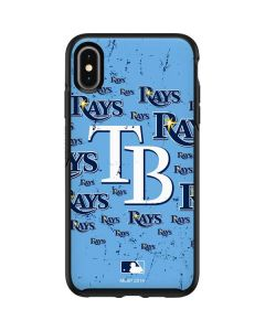 Tampa Bay Rays - Cap Logo Blast Otterbox Symmetry iPhone Skin