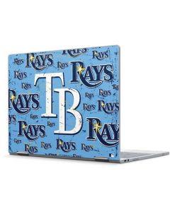 Tampa Bay Rays - Cap Logo Blast Pixelbook Skin