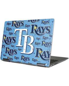 Tampa Bay Rays - Cap Logo Blast Yoga 710 14in Skin