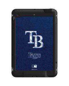 Tampa Bay Rays - Solid Distressed LifeProof Fre iPad Mini 3/2/1 Skin