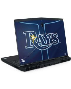 Tampa Bay Rays Alternate/Away Jersey Dell Alienware Skin