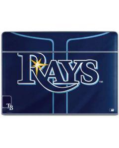 Tampa Bay Rays Alternate/Away Jersey Galaxy Book Keyboard Folio 10.6in Skin