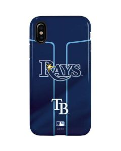 Tampa Bay Rays Alternate/Away Jersey iPhone X Pro Case