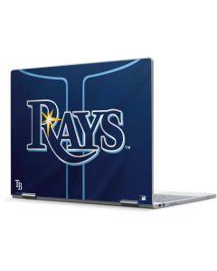 Tampa Bay Rays Alternate/Away Jersey Pixelbook Skin