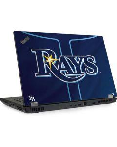 Tampa Bay Rays Alternate/Away Jersey Lenovo ThinkPad Skin