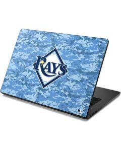 Tampa Bay Rays Digi Camo Dell Chromebook Skin