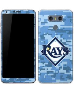 Tampa Bay Rays Digi Camo LG G6 Skin