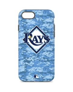 Tampa Bay Rays Digi Camo iPhone 7 Pro Case