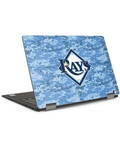 Tampa Bay Rays Digi Camo Dell XPS Skin