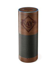 Tampa Bay Rays Engraved Amazon Echo Skin