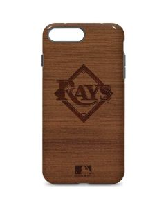 Tampa Bay Rays Engraved iPhone 7 Plus Pro Case
