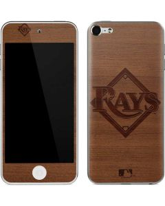 Tampa Bay Rays Engraved Apple iPod Skin