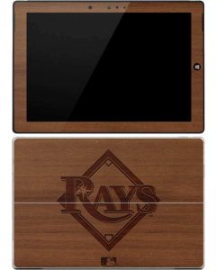 Tampa Bay Rays Engraved Surface 3 Skin