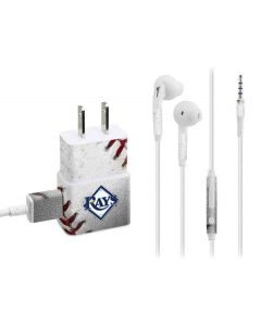 Tampa Bay Rays Game Ball Phone Charger Skin