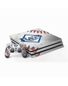 Tampa Bay Rays Game Ball PS4 Pro Bundle Skin