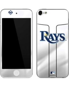 Tampa Bay Rays Home Jersey Apple iPod Skin