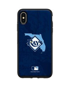 Tampa Bay Rays Home Turf Otterbox Symmetry iPhone Skin