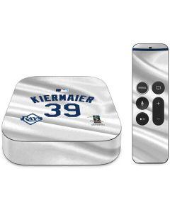 Tampa Bay Rays Kiermaier #39 Apple TV Skin