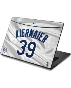 Tampa Bay Rays Kiermaier #39 Dell Chromebook Skin